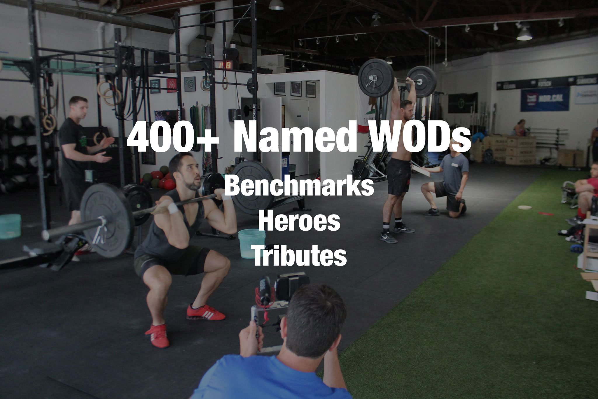Crossfit Wods Search Amp Sort The List Named Workouts